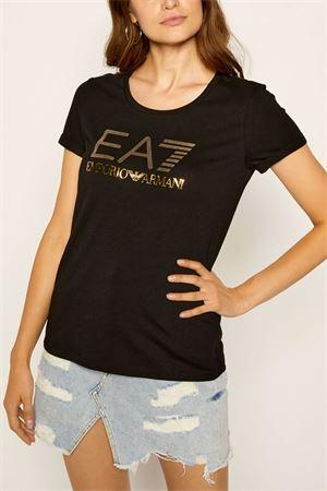ARMANI EA7 T-Shirt Donna ARMANI EA7 | T-Shirt | 6HTT26 TJ12Z1200