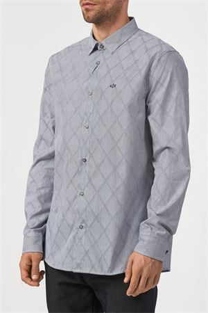 ARMANI EXCHANGE Men's Shirt ARMANI EXCHANGE | Shirt | 6HZC33 ZNNNZ7266