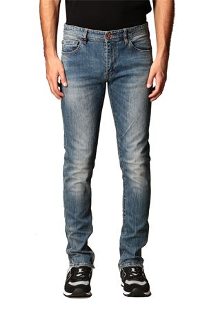 ARMANI EXCHANGE Men's Jeans ARMANI EXCHANGE | Jeans | 6HZJ14 Z1KSZ1500