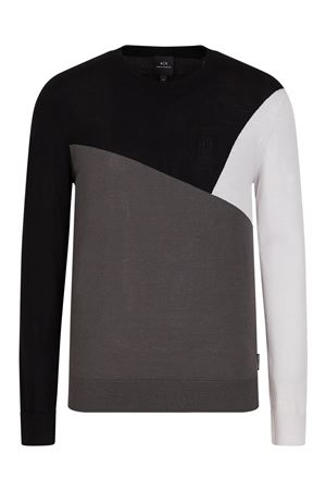 ARMANI EXCHANGE Men's Sweater ARMANI EXCHANGE | Mesh | 6HZM1R ZMS8Z4202