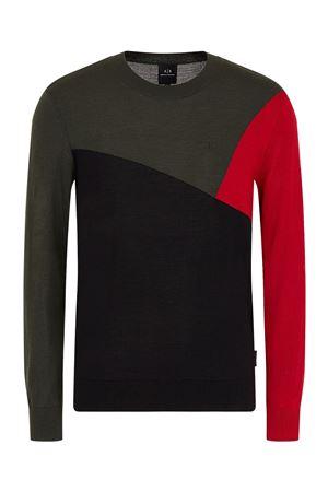 ARMANI EXCHANGE Men's Sweater ARMANI EXCHANGE | Mesh | 6HZM1R ZMS8Z4861