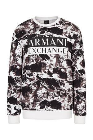 ARMANI EXCHANGE Men's Sweatshirt ARMANI EXCHANGE | Sweatshirt | 6HZMFU ZJ2TZ8150