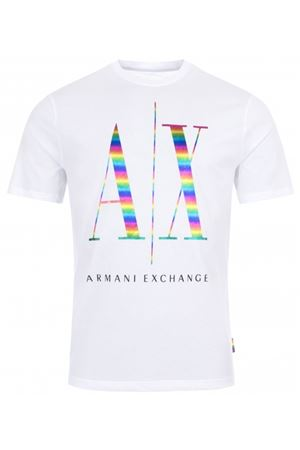 ARMANI EXCHANGE Men's T-Shirt ARMANI EXCHANGE | T-Shirt | 6HZTCA ZJH4Z1100