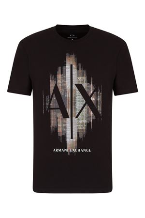 ARMANI EXCHANGE Men's T-Shirt ARMANI EXCHANGE | T-Shirt | 6HZTFG ZJH4Z1200