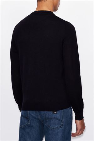 ARMANI EXCHANGE Men's Sweater ARMANI EXCHANGE | Mesh | 8NZM3A ZM8AZ1510