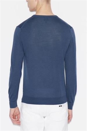 ARMANI EXCHANGE Men's Sweater ARMANI EXCHANGE | Mesh | 8NZM3A ZM8AZ1578