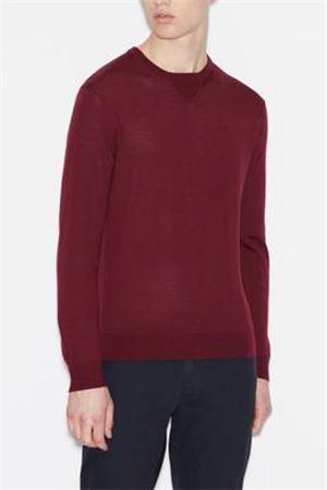 ARMANI EXCHANGE Men's Sweater ARMANI EXCHANGE | Mesh | 8NZM3A ZM8AZ3423