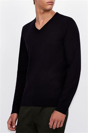 ARMANI EXCHANGE Men's Sweater ARMANI EXCHANGE | Mesh | 8NZM3G ZM8AZ1510