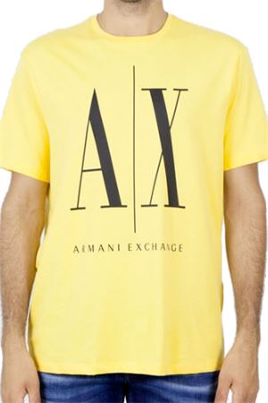 ARMANI EXCHANGE Men's T-Shirt ARMANI EXCHANGE | T-Shirt | 8NZTPA ZJH4Z2607