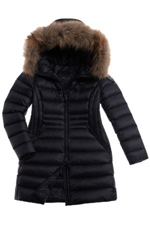 BLAUER Long Down Jacket Woman Model Evelyn BLAUER |  | BLDK03083 4938999
