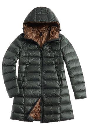BLAUER Long Down Jacket Model Catherine BLAUER | Trench | BLDK03129 5050678BA