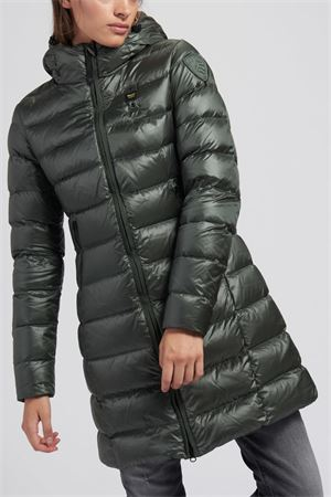 BLAUER Long Down Jacket Model Catherine BLAUER | Trench | BLDK03129 5050678BA