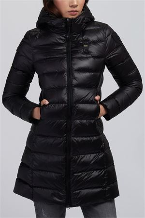 BLAUER Women's Long Down Jacket Model Catherine BLAUER | Trench | BLDK03129 5050999MT