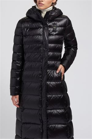BLAUER Long Down Jacket Woman Model Janet BLAUER | Trench | BLDK03399 5050999