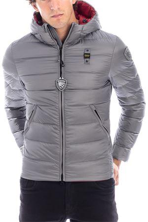 BLAUER Men's Down Jacket Brandon Model BLAUER | Jacket | BLUC03096 5772934RT