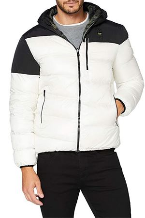 BLAUER Reversible Down Jacket Man Model Ralph BLAUER |  | BLUC06013 5050102