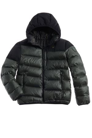 BLAUER Reversible Down Jacket Man Model Ralph BLAUER | Jacket | BLUC06013 5050678