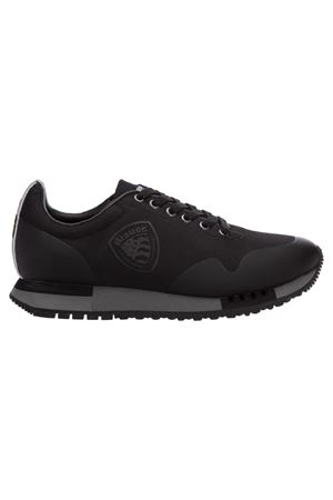 BLAUER Men's Shoes Model Denver 03 BLAUER | Shoes | F0DENVER03/BALBLK