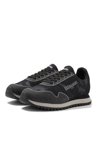 BLAUER Men's Shoes Denver model BLAUER | Shoes | F0DENVER05/CAMBLK