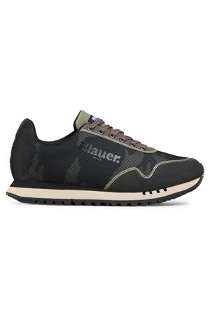 BLAUER Men's Shoes Model Denver 03 BLAUER | Shoes | F0DENVER05/CAMMIL