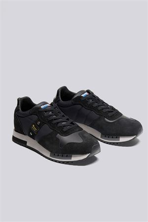 BLAUER Shoes Man Model Queens BLAUER | Shoes | F0QUEENS01/TASBBK