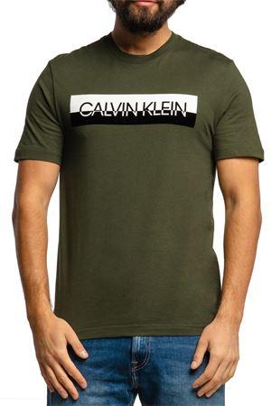 CALVIN KLEIN Men's T-Shirt CALVIN KLEIN | T-Shirt | K10K105570MRZ