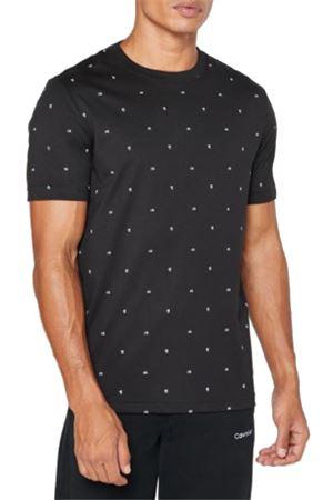CALVIN KLEIN T-Shirt Uomo CALVIN KLEIN | T-Shirt | K10K105649BEH