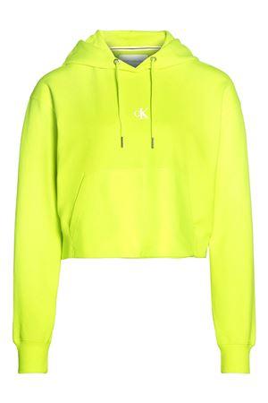 CALVIN KLEIN JEANS Women's Sweatshirt CK JEANS | Sweatshirt | J20J214218ZAA