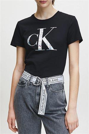 CALVIN KLEIN JEANS Women's T-Shirt CK JEANS |  | J20J214231BAE
