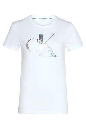 CALVIN KLEIN JEANS T-Shirt Donna CK JEANS | T-Shirt | J20J214231YAF