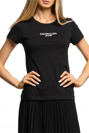 CALVIN KLEIN JEANS Women's T-Shirt CK JEANS |  | J20J214232BAE