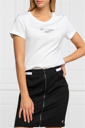 CALVIN KLEIN JEANS Women's T-Shirt CK JEANS |  | J20J214232YAF