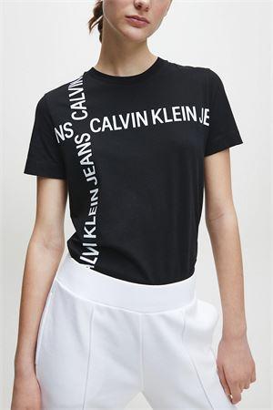 CALVIN KLEIN JEANS Women's T-Shirt CK JEANS |  | J20J214236BAE