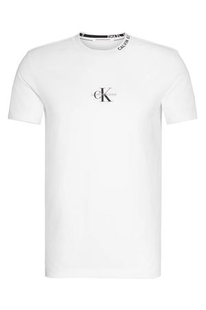 CALVIN KLEIN JEANS T-Shirt Uomo CK JEANS | T-Shirt | J30J315878YAF