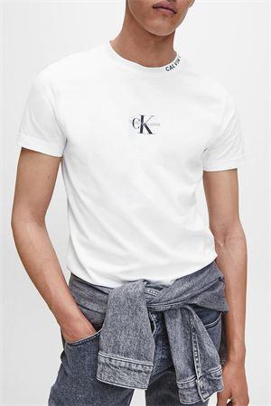 CALVIN KLEIN JEANS Men's T-Shirt CK JEANS |  | J30J315878YAF