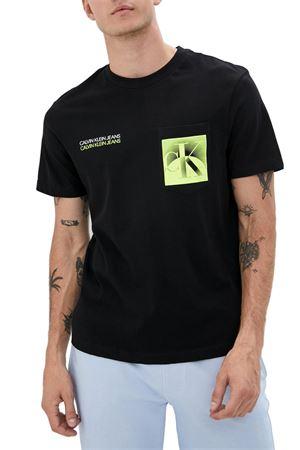 CALVIN KLEIN JEANS Men's T-Shirt CALVIN KLEIN JEANS | T-Shirt | J30J316045BAE