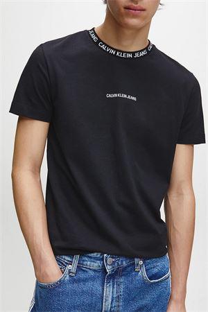 CALVIN KLEIN JEANS Men's T-Shirt CK JEANS |  | J30J316053BAE