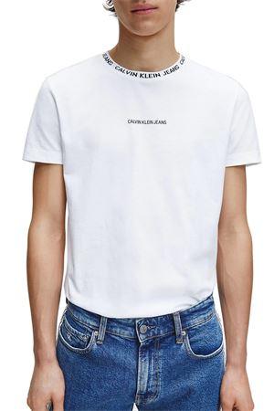 CALVIN KLEIN JEANS T-Shirt Uomo CK JEANS | T-Shirt | J30J316053YAF