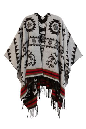 DESIGUAL Poncho Woman Model FREEDOM REVERSIBLE DESIGUAL | Poncho | 20WAIA012000