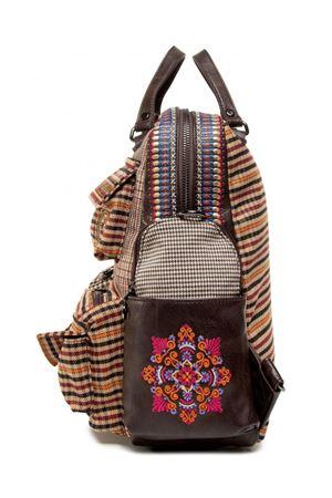 DESIGUAL Woman Backpack Model MILDRED RIBE DESIGUAL | Backpack | 20WAKA016075