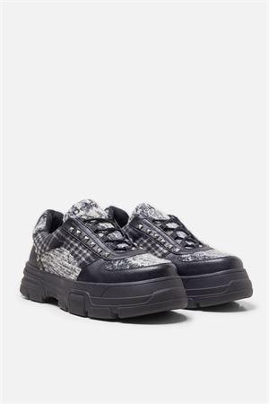 DESIGUAL Shoes Woman model trail thomas DESIGUAL   Shoes   20WSKA132000