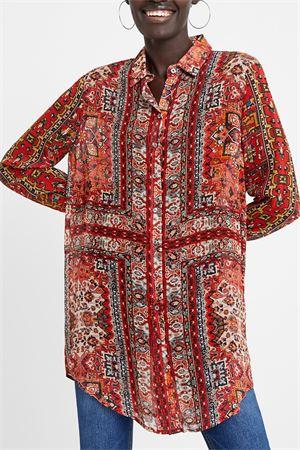 DESIGUAL Shirt Woman Model LUANA DESIGUAL | Shirt | 20WWCW773007