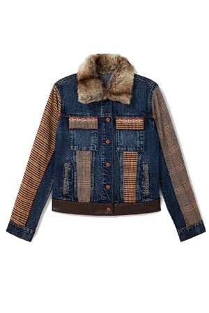 DESIGUAL Coat Woman Model ALMU DESIGUAL | Coat | 20WWED225007