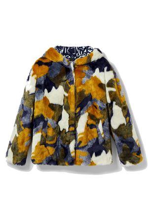 DESIGUAL Short Jacket Model ELANIA DESIGUAL |  | 20WWEWE54011