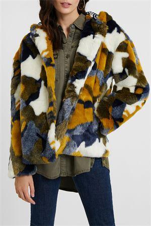 DESIGUAL Short Jacket Model ELANIA DESIGUAL | Coat | 20WWEWE54011