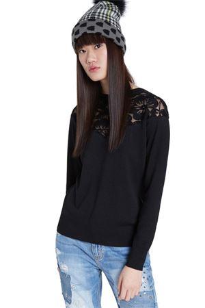 DESIGUAL Pullover Woman Model GINEBRA DESIGUAL | Pullover | 20WWJF832000