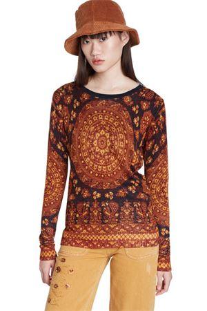DESIGUAL Pullover Woman Model LUGANO DESIGUAL | Pullover | 20WWJF856045