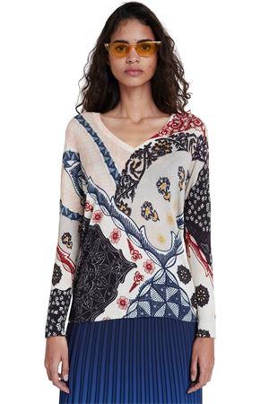 DESIGUAL Pullover Woman Model BERGEN DESIGUAL |  | 20WWJFA69019