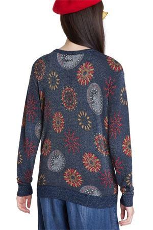 DESIGUAL Pullover Woman Model MESINA DESIGUAL | Pullover | 20WWJFBB5001