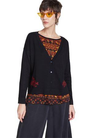 DESIGUAL Pullover Donna Modello DAKOTA DESIGUAL | Pullover | 20WWJFBG2000